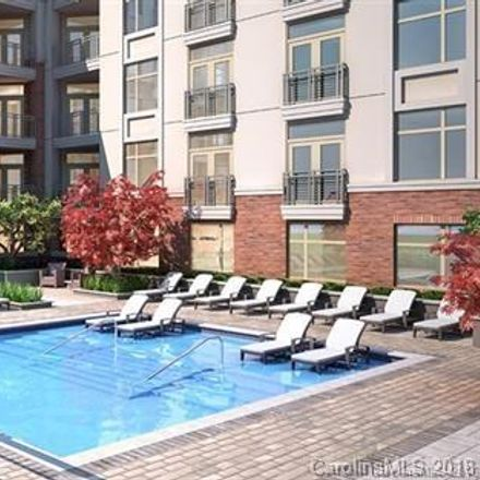 Rent this 2 bed apartment on 425 West Trade Street in Charlotte, NC 28202
