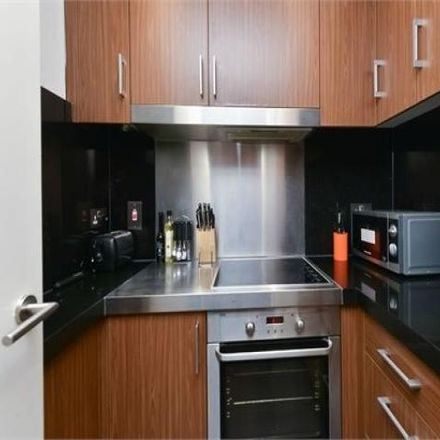 Rent this 1 bed apartment on New Providence Wharf in Fairmont Avenue, London E14 9PF