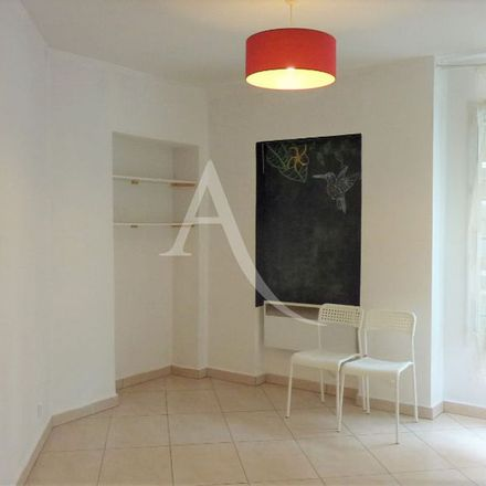 Rent this 1 bed apartment on 18 Rue Michelet in 06108 Nice, France