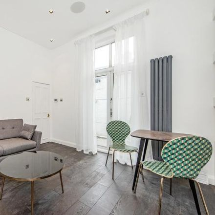 Rent this 1 bed apartment on 20 Gunter Grove in London SW10 0UN, United Kingdom