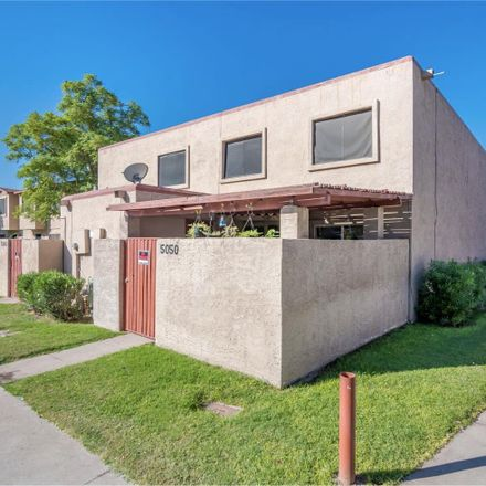 Rent this 2 bed townhouse on 5050 North 40th Avenue in Phoenix, AZ 85019