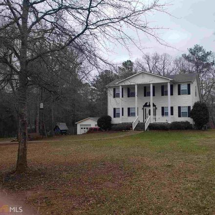 Rent this 3 bed house on 452 Woodard Rd in Zebulon, GA
