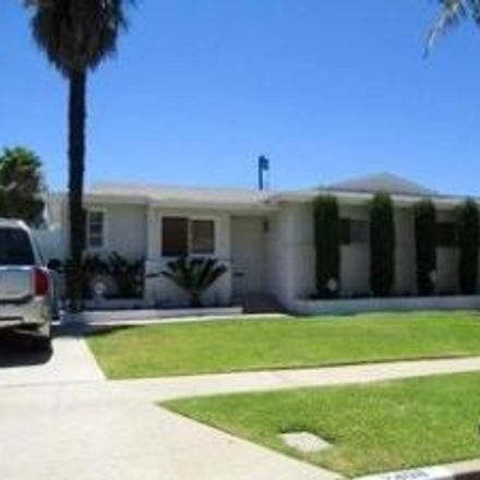 Rent this 3 bed house on 2408 Thoreau Street in Inglewood, CA 90303