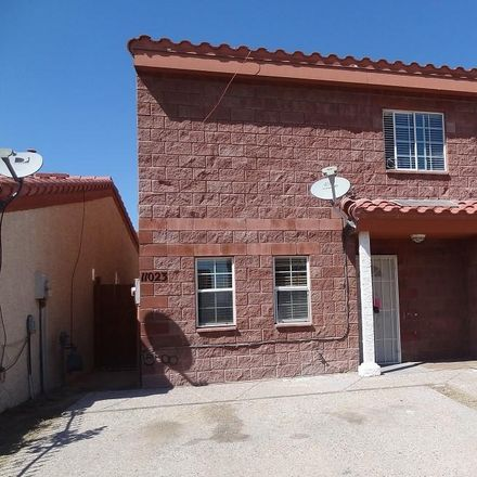 Rent this 4 bed apartment on 11023 Oasis Drive in El Paso, TX 79936