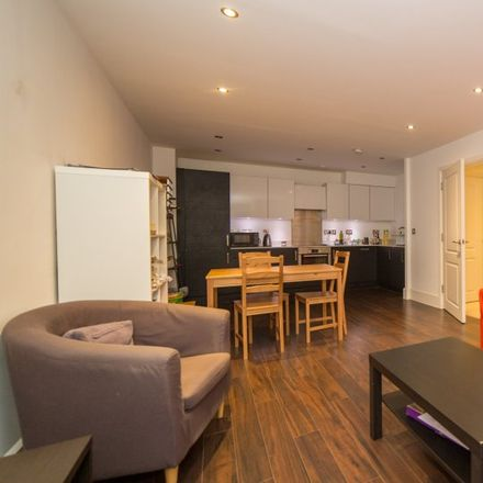 Rent this 2 bed apartment on Euler Court in 4 Axio Way, London E3 4FA
