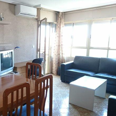 Rent this 1 bed room on Restaurante Oriente in avenida doctor Gadea, 03001 Alacant
