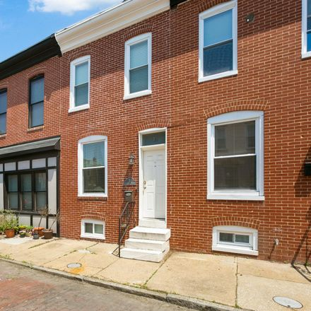 Rent this 3 bed townhouse on 3 South Curley Street in Baltimore, MD 21224