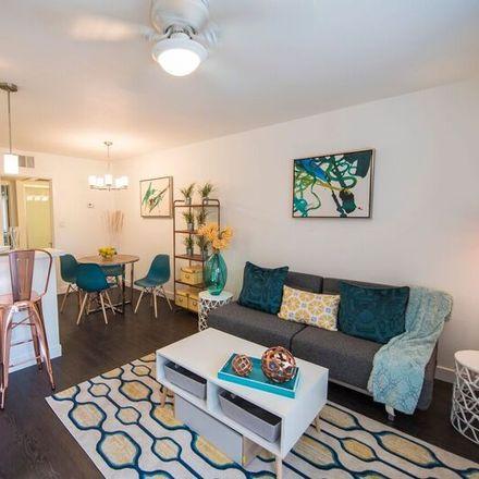 Rent this 1 bed apartment on 1239 East Las Palmaritas Drive in Phoenix, AZ 85020