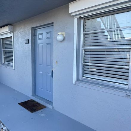 Rent this 2 bed condo on Winkler Road in Cypress Cove Villas, FL 33919