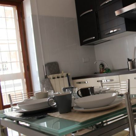 Rent this 5 bed room on Via Benedetto Croce in 65, 00142 Rome RM
