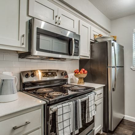 Rent this 3 bed apartment on 3686 Broadmead Drive in Houston, TX 77025