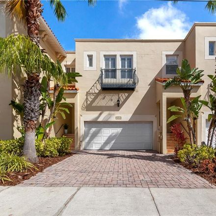 Rent this 3 bed townhouse on 4853 West Flamingo Road in Tampa, FL 33611