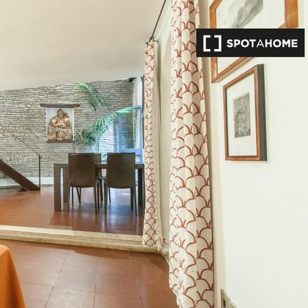 Rent this 2 bed apartment on Via Monterone in 00186 Rome RM, Italy