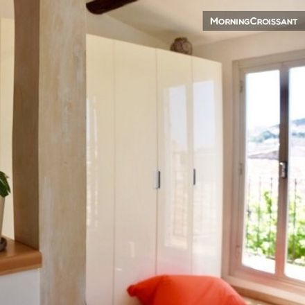 Rent this 1 bed apartment on 48 Montée des Accoules in 13002 Marseille, France