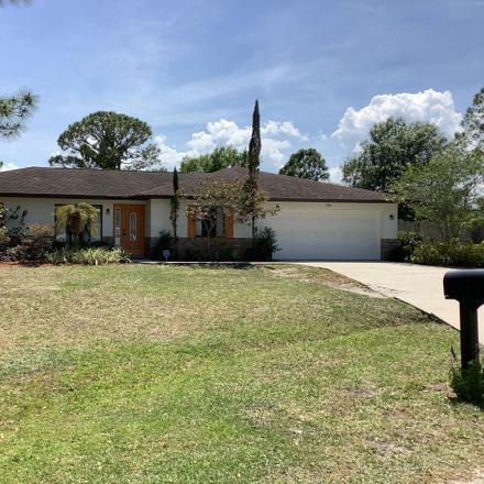 Rent this 3 bed house on Koln Ct NW in Palm Bay, FL