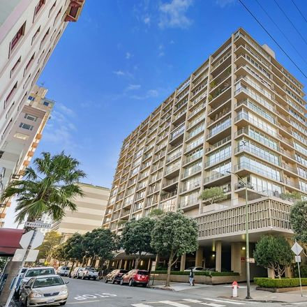 Rent this 1 bed condo on 1333 Jones Street in San Francisco, CA 94109