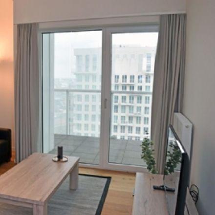 Rent this 1 bed apartment on Ellermanstraat 28-30 in 2060 Antwerp, Belgium