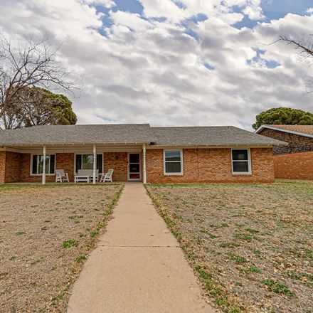 Rent this 3 bed house on 3220 Apperson Drive in Midland, TX 79705
