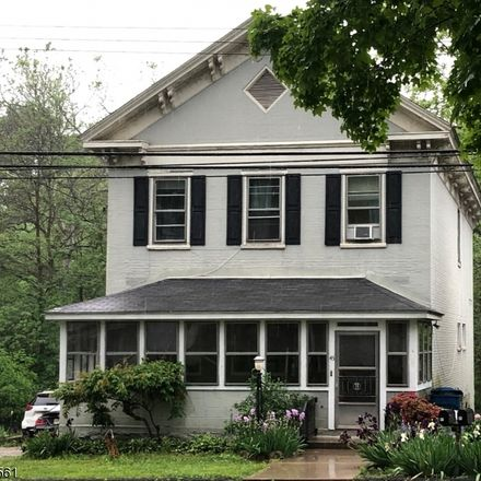 Rent this 3 bed townhouse on Musconetcong River Road in Lebanon Township, NJ 07882
