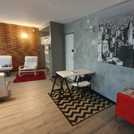 Rent this 1 bed apartment on 7 Avenue Marcelin Berthelot in 38100 Grenoble, France