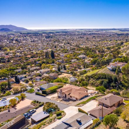 Rent this 3 bed house on 127 Highland Ter in Camarillo, CA