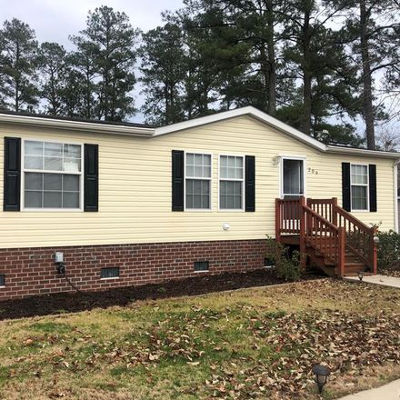Rent this 3 bed house on 209 Pirate Cove Way in Hertford, NC