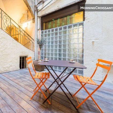Rent this 1 bed apartment on 99 Montée de la Grande Côte in 69001 Lyon, France