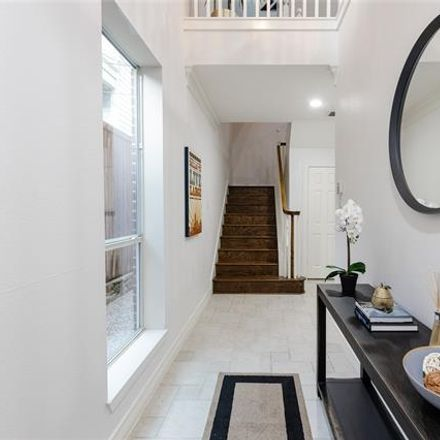 Rent this 3 bed condo on 2619 Colby Street in Dallas, TX 75204