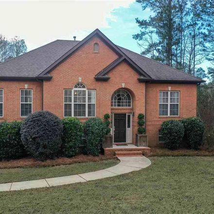 Rent this 4 bed house on 168 River Birch Road in Chelsea, AL 35043