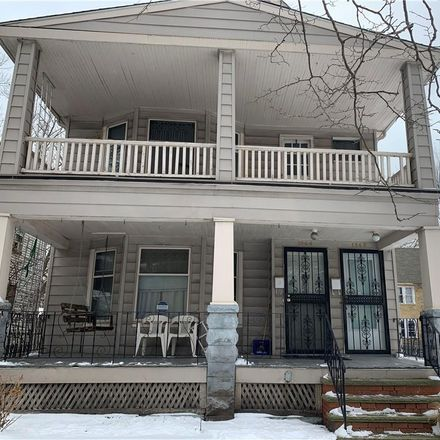 Rent this 4 bed duplex on 1362 East 141st Street in East Cleveland, OH 44112