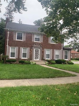 Rent this 4 bed house on 19035 Wildemere St in Detroit, MI
