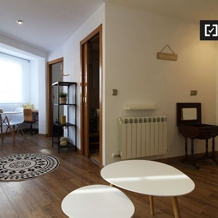 Rent this 1 bed apartment on Iberdrola in Calle de Joaquín Turina, 28001 Madrid