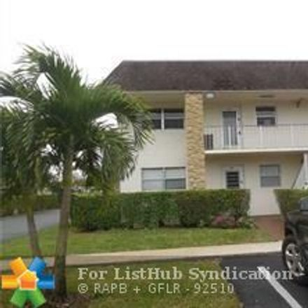 Rent this 2 bed condo on 9855 Sandalfoot Blvd in Boca Raton, FL