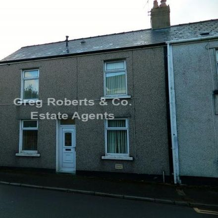 Rent this 2 bed house on St Mary's C in W Voluntary Aided School in Intermediate Road, Brynmawr NP23 4SE