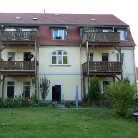 Rent this 2 bed apartment on Paul-Gerhardt-Straße 31 in 04668 Grimma, Germany