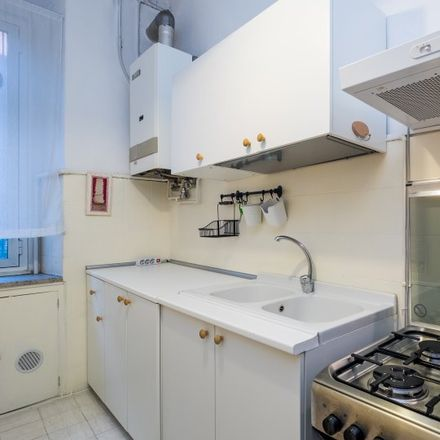 Rent this 1 bed apartment on Marghera 37 in Via Marghera, 37