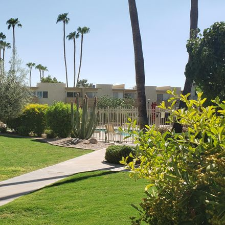 Rent this 2 bed apartment on Scottsdale Fashion Square in 4630 North 68th Street, Scottsdale
