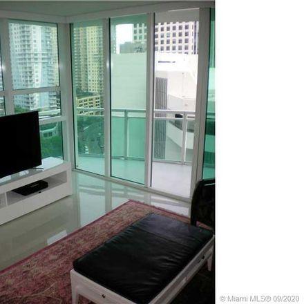 Rent this 2 bed condo on 951 Brickell Avenue in Miami, FL 33131