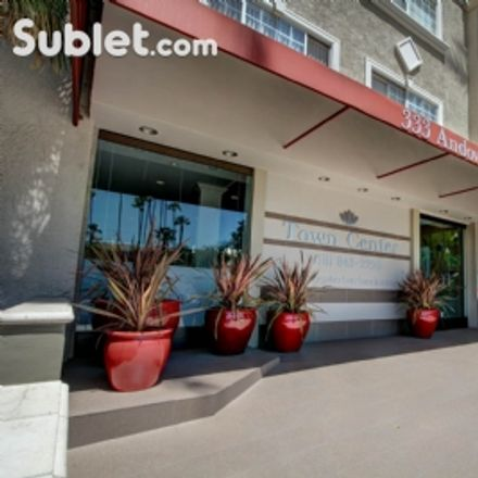 Rent this 1 bed apartment on Town Center Apartments in 333 Andover Drive, Burbank