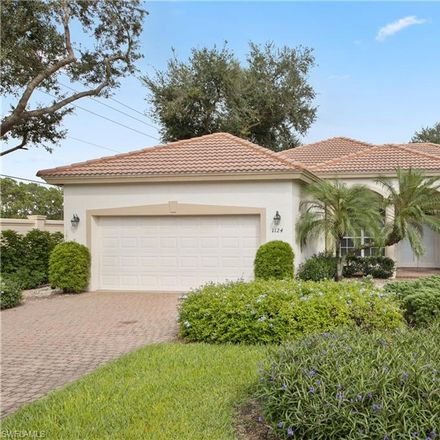 Rent this 3 bed house on Augusta Falls Way in Naples, FL