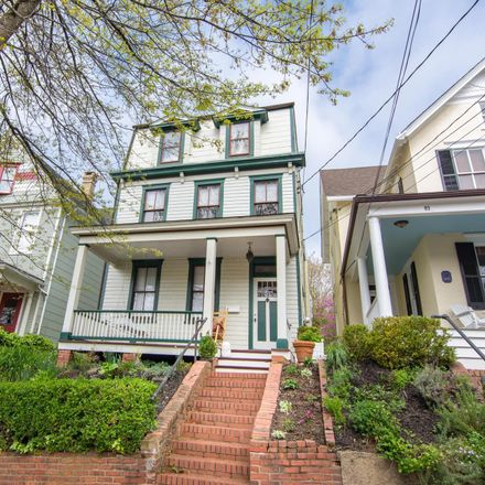Rent this 3 bed house on Market Street in Annapolis, MD 21401