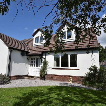 Rent this 4 bed house on Ridge Lane in High Peak SK23 9UX, United Kingdom
