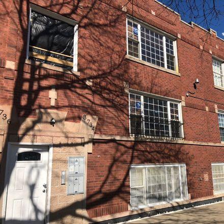 Rent this 8 bed duplex on 3734 West Iowa Street in Chicago, IL 60651