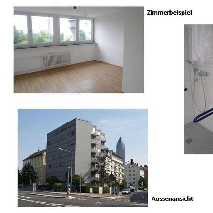 Rent this 1 bed apartment on Frankfurt am Main in Gallus, HESSE