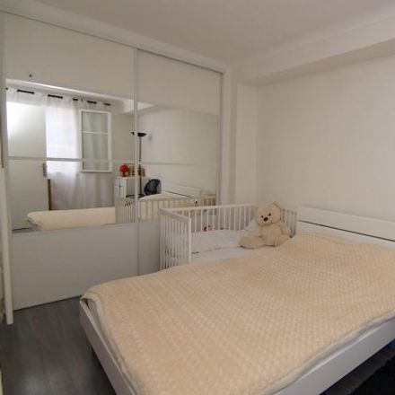 Rent this 1 bed apartment on 37BIS Boulevard de la Madeleine in 06000 Nice, France