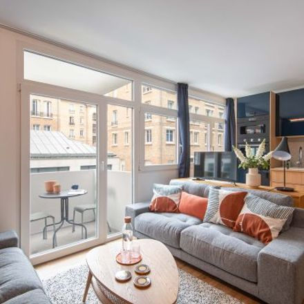 Rent this 6 bed apartment on 9 Rue Mathurin Régnier in 75015 Paris, France
