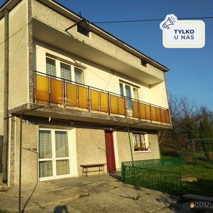 Rent this 3 bed house on Krakowska 14 in 32-083 Szczyglice, Poland