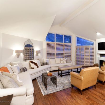 Rent this 4 bed townhouse on 927 East Durant Avenue in Aspen, CO 81611