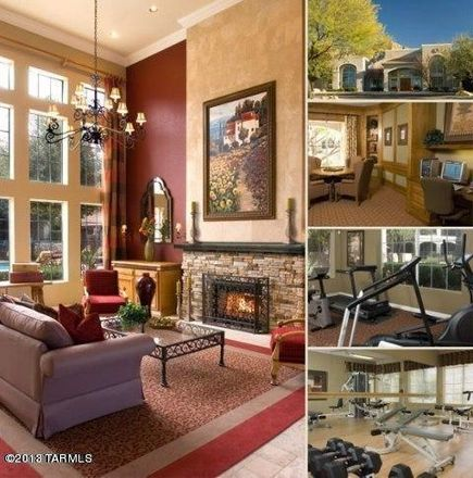 Rent this 3 bed condo on 1500 East Pusch Wilderness Drive in Oro Valley, AZ 85737