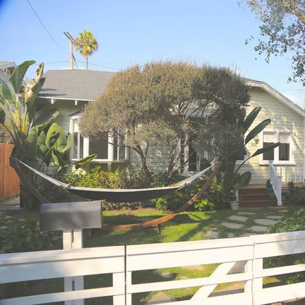 Rent this 2 bed house on 935 Amoroso Place in Los Angeles, CA 90291